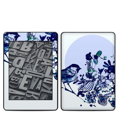 Amazon Kindle Paperwhite 2018 Skin - Bluebird