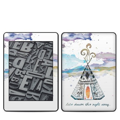 Amazon Kindle Paperwhite 2018 Skin - Boho Teepee