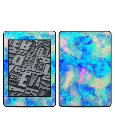 Amazon Kindle Paperwhite 2018 Skin - Electrify Ice Blue