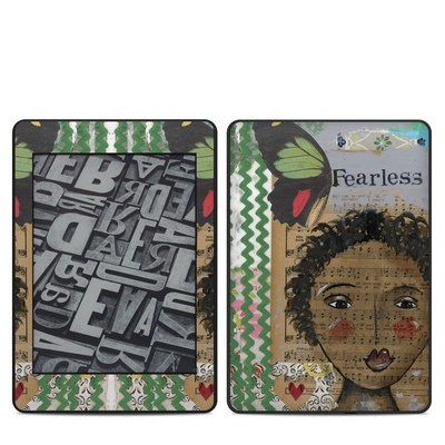 Amazon Kindle Paperwhite 2018 Skin - Fearless Heart