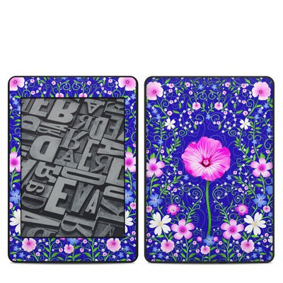 Amazon Kindle Paperwhite 2018 Skin - Floral Harmony