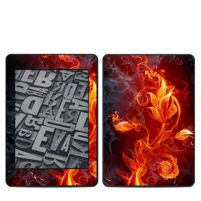 Amazon Kindle Paperwhite 2018 Skin - Flower Of Fire