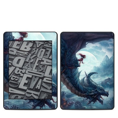 Amazon Kindle Paperwhite 2018 Skin - Flying Dragon