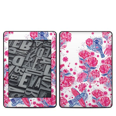 Amazon Kindle Paperwhite 2018 Skin - Freedom Flowers