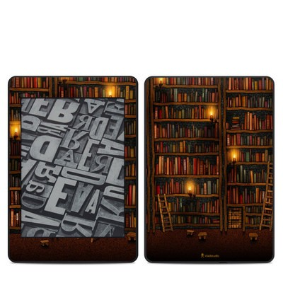 Amazon Kindle Paperwhite 2018 Skin - Library