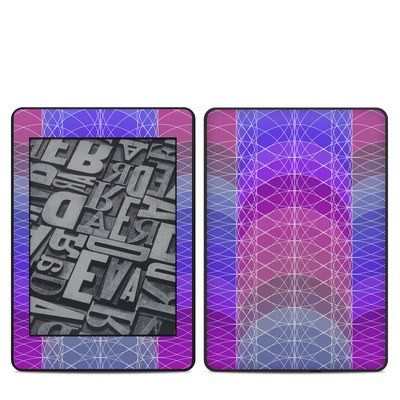 Amazon Kindle Paperwhite 2018 Skin - Mulberry