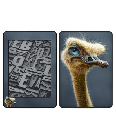 Amazon Kindle Paperwhite 2018 Skin - Ostrich Totem