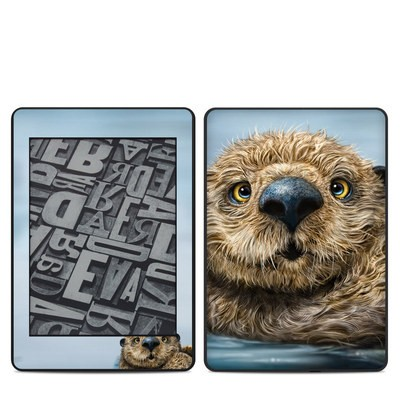 Amazon Kindle Paperwhite 2018 Skin - Otter Totem