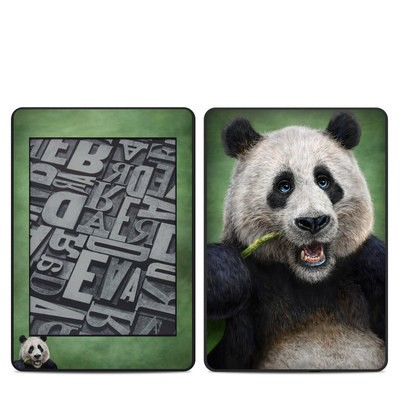 Amazon Kindle Paperwhite 2018 Skin - Panda Totem