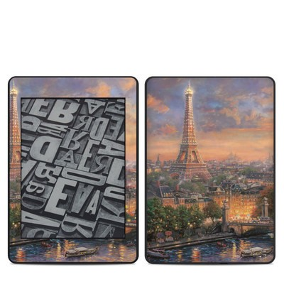 Amazon Kindle Paperwhite 2018 Skin - Paris City of Love