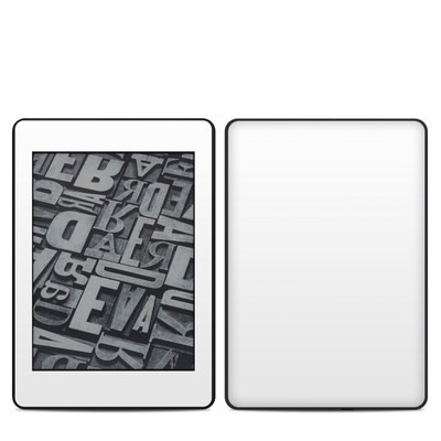 Amazon Kindle Paperwhite 2018 Skin - Solid State White