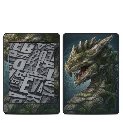 Amazon Kindle Paperwhite 2018 Skin - Stone Dragon