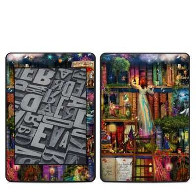 Amazon Kindle Paperwhite 2018 Skin - Treasure Hunt