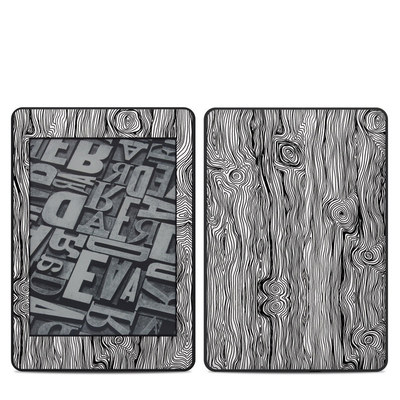 Amazon Kindle Paperwhite 2018 Skin - Woodgrain