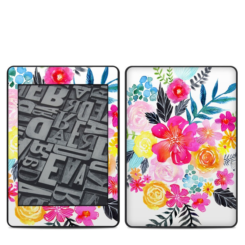 Kindle Paperwhite 2018 Skin Nebulosity Sticker Decal