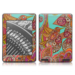 Kindle Touch Skin - Bird In Paradise