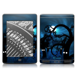 Kindle Touch Skin - Midnight Forest