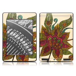 Kindle Touch Skin - Spring Flower