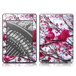 Kindle Touch Skin - Spring In Japan