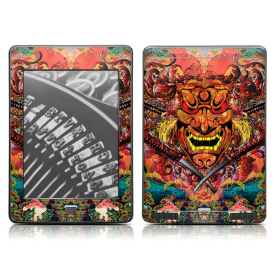 Kindle Touch Skin - Asian Crest