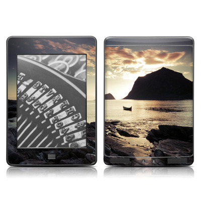 Kindle Touch Skin - Anchored