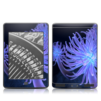 Kindle Touch Skin - Anemones
