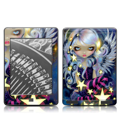 Kindle Touch Skin - Angel Starlight