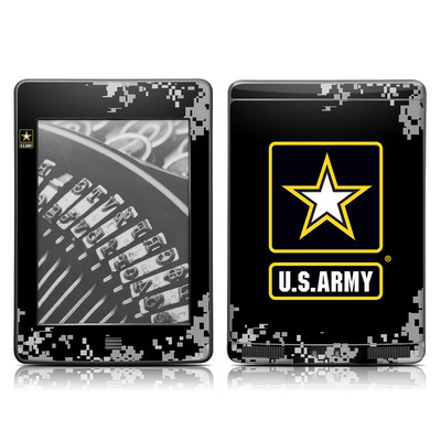 Kindle Touch Skin - Army Pride