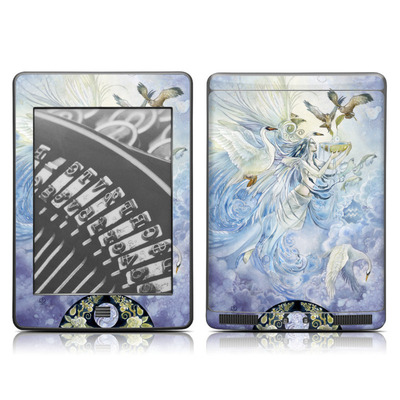 Kindle Touch Skin - Aquarius