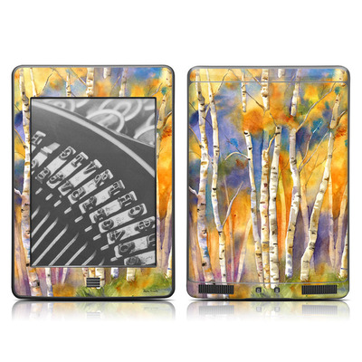 Kindle Touch Skin - Aspens