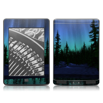 Kindle Touch Skin - Aurora
