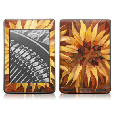 Kindle Touch Skin - Autumn Beauty