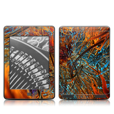 Kindle Touch Skin - Axonal