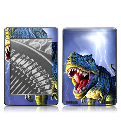 Kindle Touch Skin - Big Rex