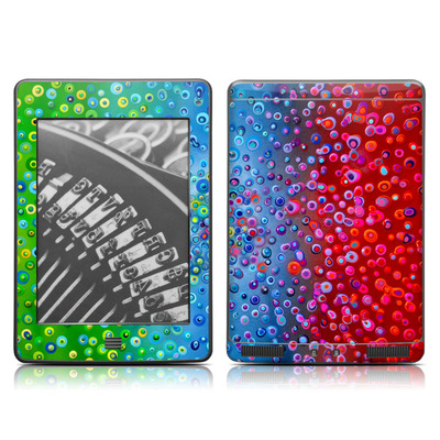 Kindle Touch Skin - Bubblicious