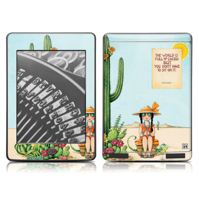 Kindle Touch Skin - Cactus