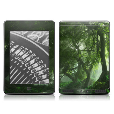 Kindle Touch Skin - Canopy Creek Spring