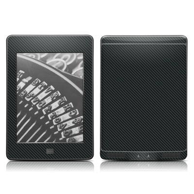 Kindle Touch Skin - Carbon