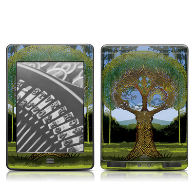 Kindle Touch Skin - Celtic Tree