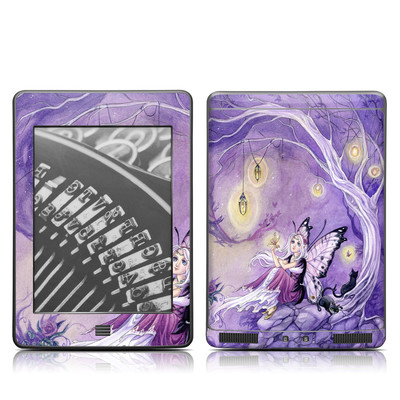 Kindle Touch Skin - Chasing Butterflies