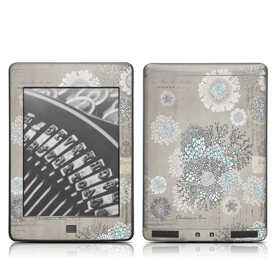Kindle Touch Skin - Christmas In Paris