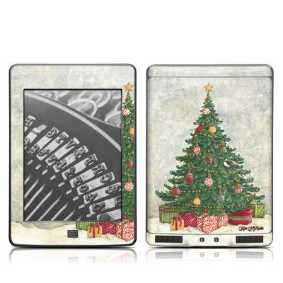 Kindle Touch Skin - Christmas Wonderland