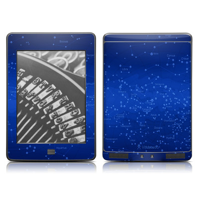 Kindle Touch Skin - Constellations