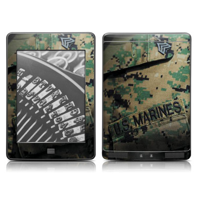 Kindle Touch Skin - Courage