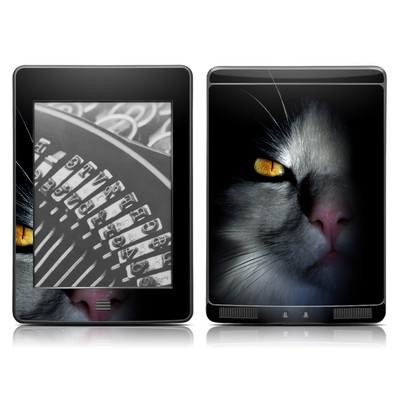 Kindle Touch Skin - Darkness
