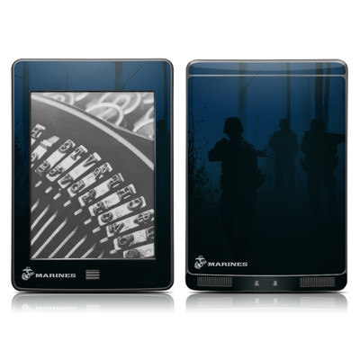 Kindle Touch Skin - Deploy