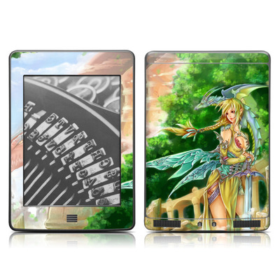Kindle Touch Skin - Dragonlore