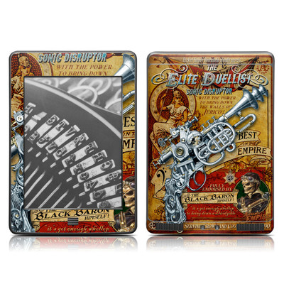 Kindle Touch Skin - The Duelist