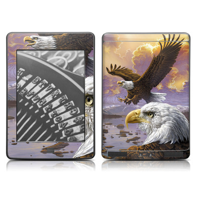 Kindle Touch Skin - Eagle