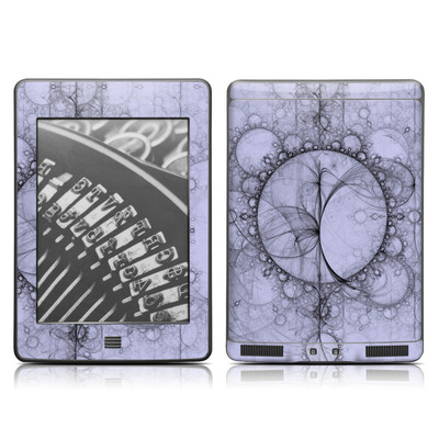 Kindle Touch Skin - Effervescence